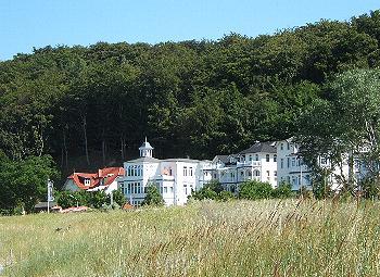 Ostseebad Binz/ Rügen: Fischerstrand